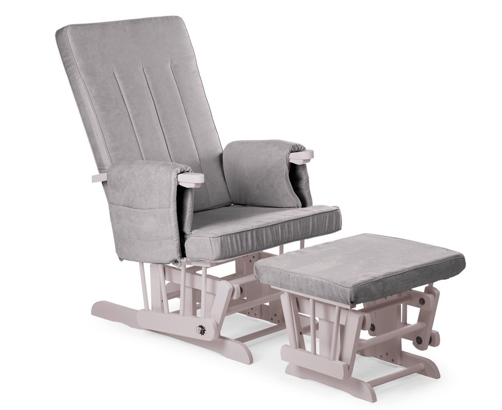 Cojines para mecedoras finest lord antracita asientos - Cojines para mecedoras ...