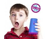 Vaso antiderrames y antigoteo para niños Wow Cup