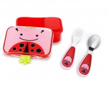 Pack Lunchbox + cubiertos