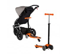 Patinete Freerider para silla Mountain Buggy Duet