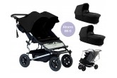 Pack Básico Gemelos Mountain Buggy Duet 2.5