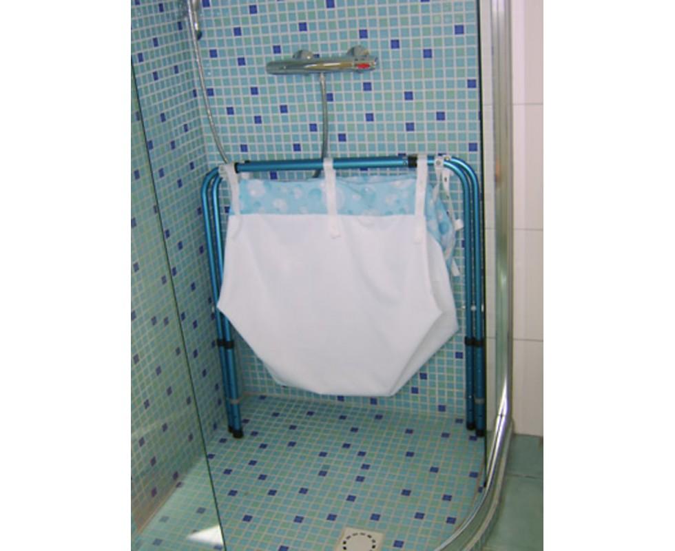 Ba era gemelar extensible princesa 70 90 bibaba o para ducha - Baneras plegables para duchas ...