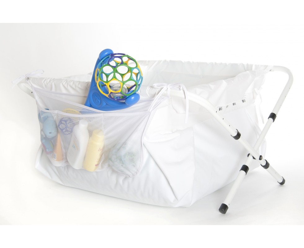 Bañera gemelar extensible 70-90 Bibabaño Premium
