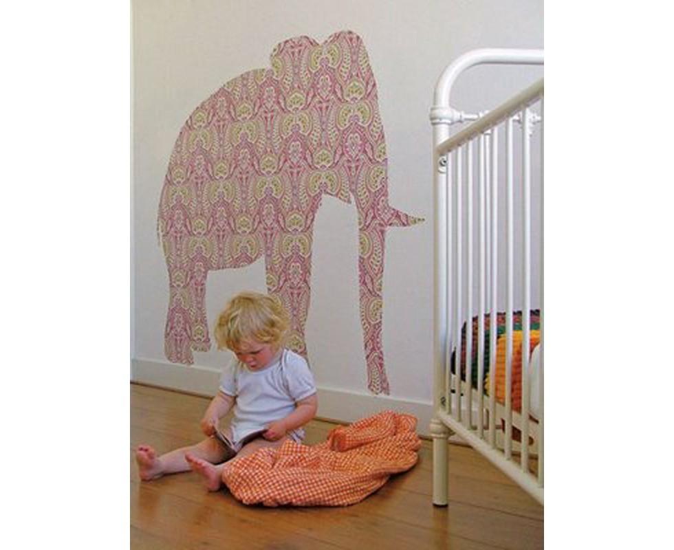 Papeles de pared elefanta de papel tot a lot - Papeles para paredes ...