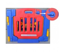 Puerta adicional para parque gemelar Ibaby Twin Play
