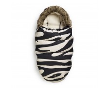 Saco de Invierno Elodie Details Zebra Sunshine