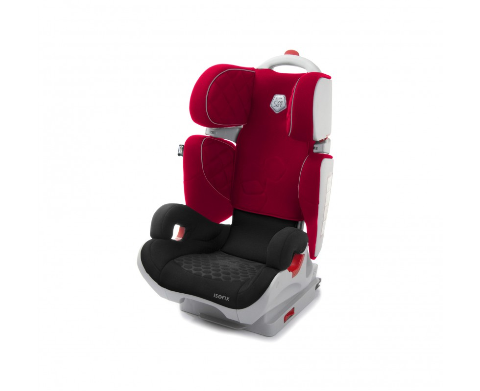 Silla De Auto Grupo 2 3 Net Fix Con Isofix Five Dot