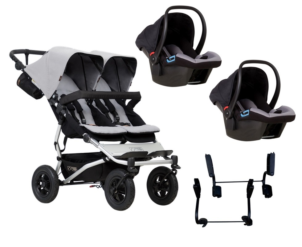 Pack Auto Mountain Buggy Duet 3.0