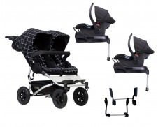 Pack Auto Isofix Mountain Buggy Duet 3.0