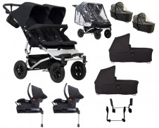 Pack total Mountian Buggy Duet 3.0