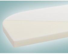 Colchón de algodón clásico para cuna de colecho gemelar Babybay Maxi