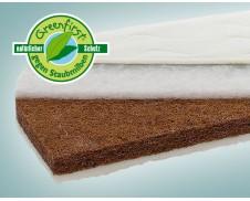 Colchón ecologico para cuna de colecho gemelar Babybay Maxi