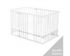Extensión para cuna colecho gemelar Babybay Maxi (blanca)