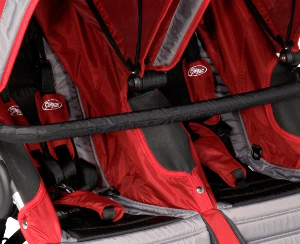 Barra protectora para silla gemelar Baby Jogger City Mini
