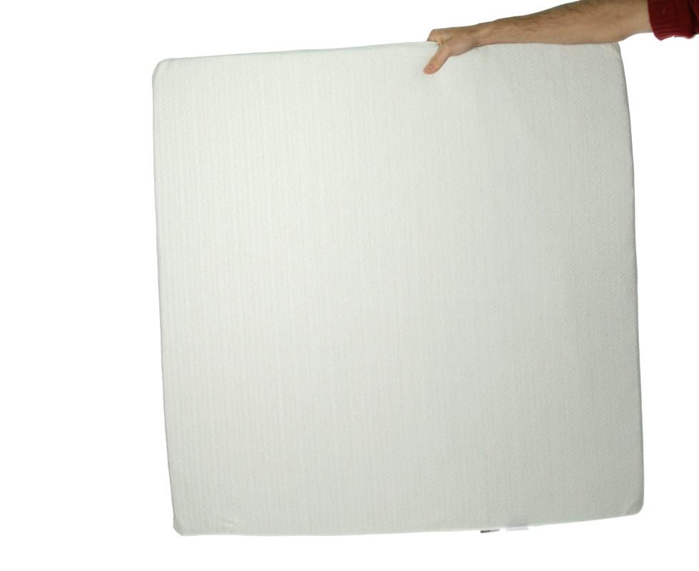 Colchón comfort 95 x 95 para cuna gemelar cuadrada