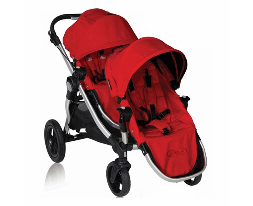 Carrito gemelar Baby Jogger City Select