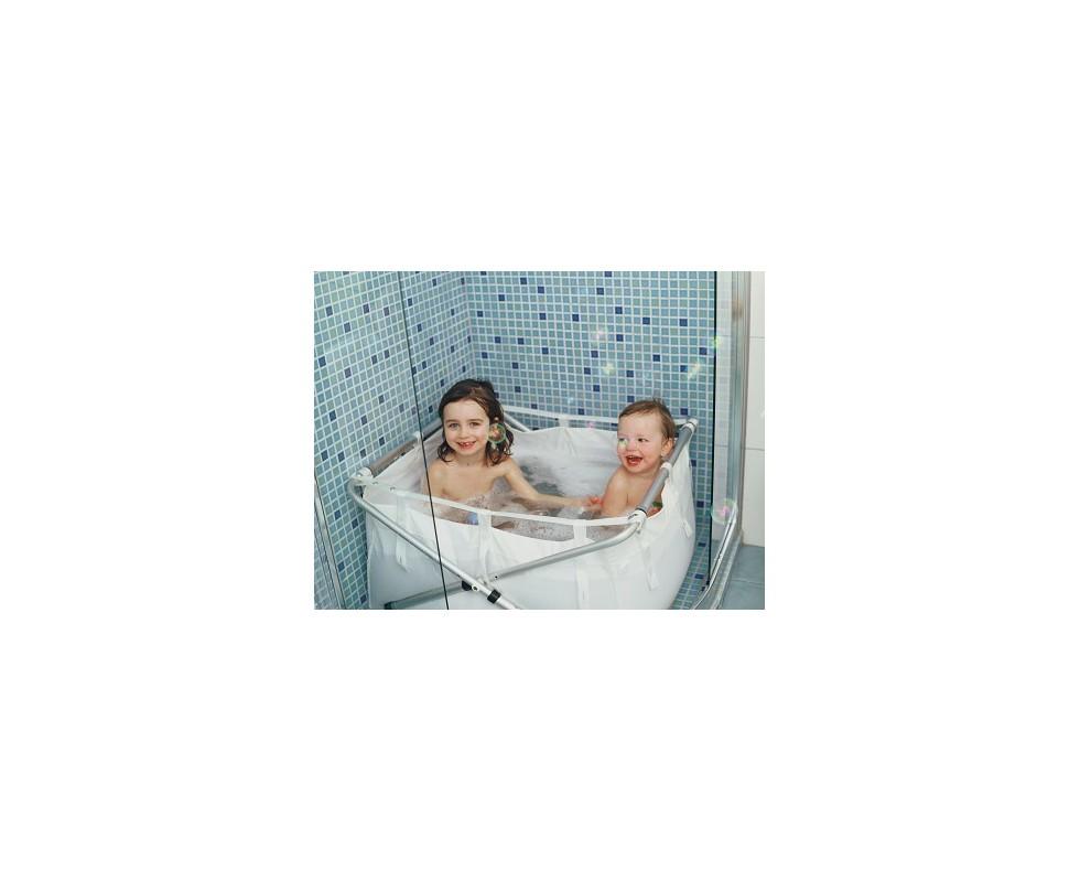 Ba eras para ducha ba era gemelar fija bibaba o for Banera ninos para ducha