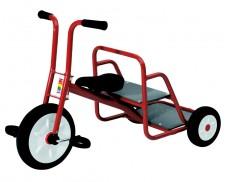 Triciclo gemelar Quickly