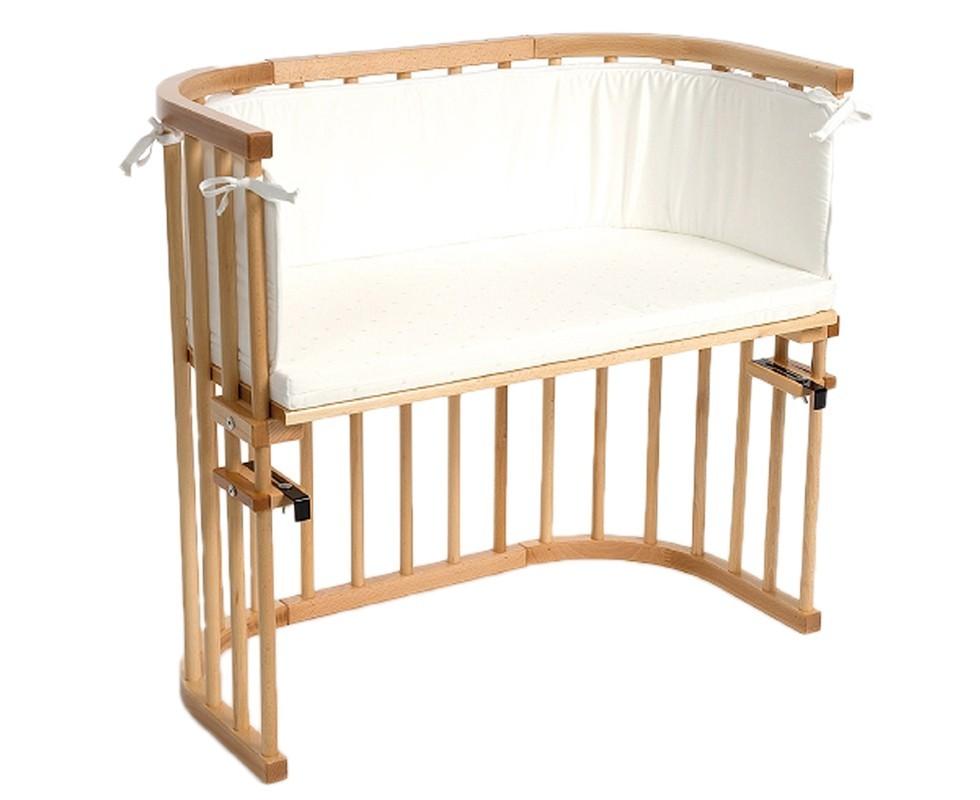 Cunas de colecho cuna de colecho individual para recien for Cunas para bebes de madera
