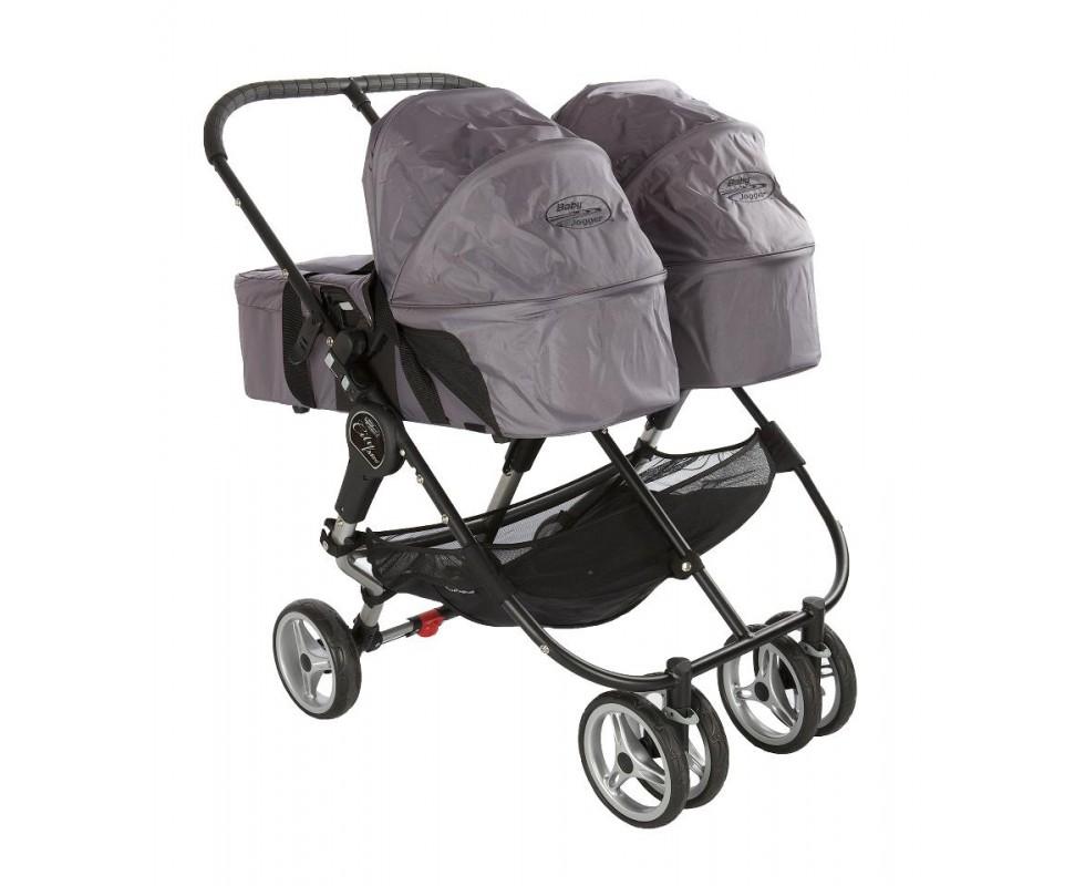 Capazo Compacto Para Silla Gemelar Baby Jogger City Mini Tot A Lot