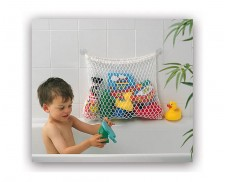 Bolsa para juguetes del baño