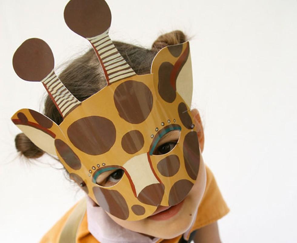 Inicio > Juguetes > Otros juguetes para gemelos > Careta de jirafa