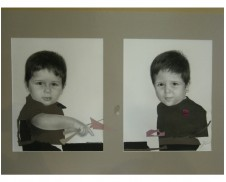 Nuria R.V. : retrato doble (solicitud de encargo)