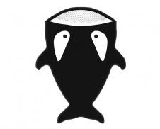 Saco Orca Negro