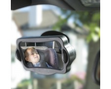 Espejo retrovisor de control