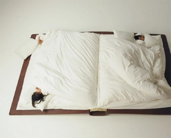 Cama libro