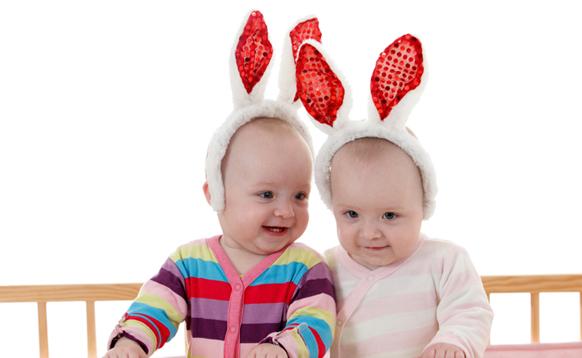 Cunas para gemelos