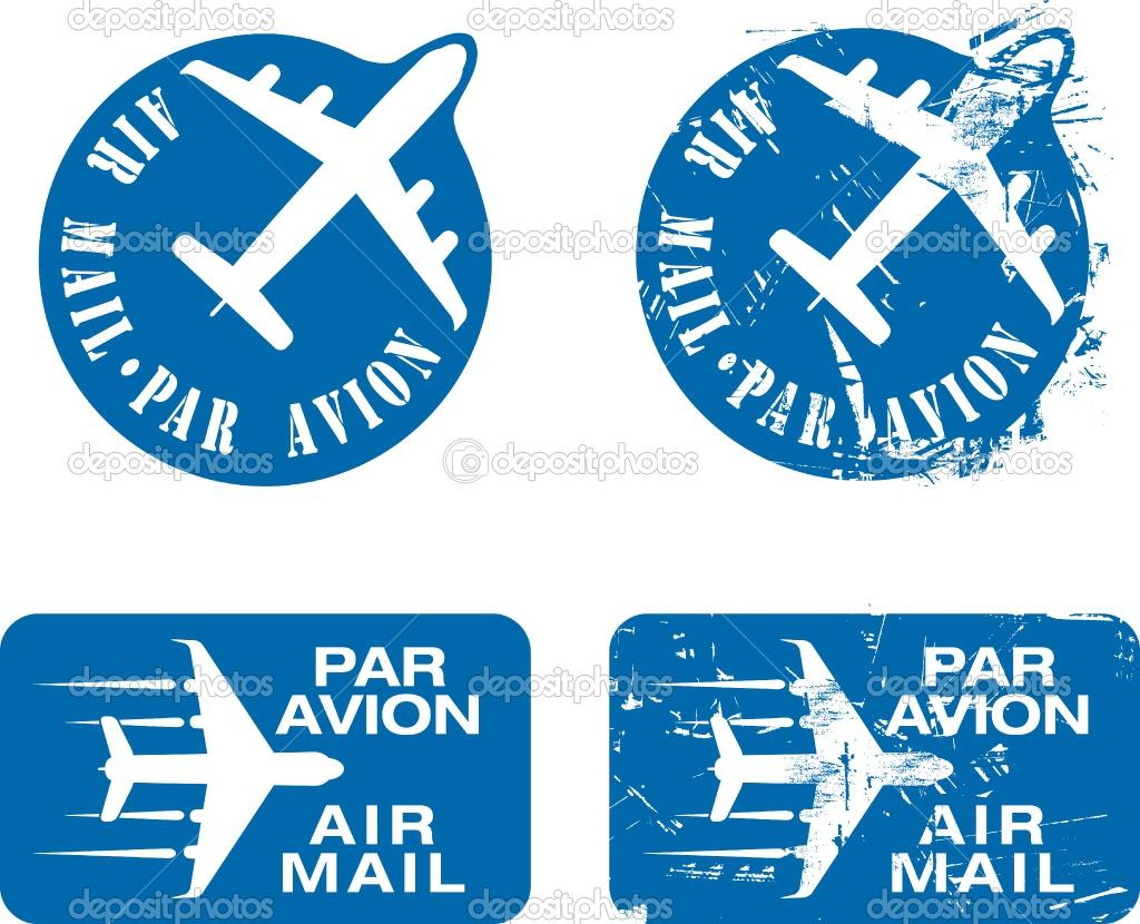 pegatinas envio aereo