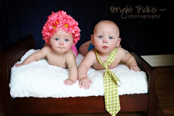 Los 10 consejos, o más, para educar a gemelos o mellizos
