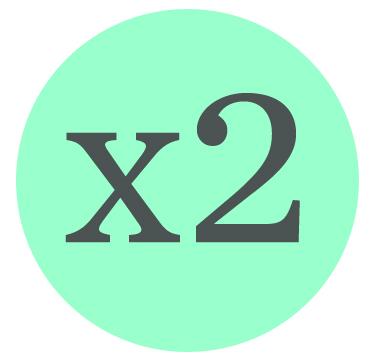 concepto x2