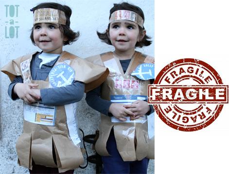 paquetes de correos