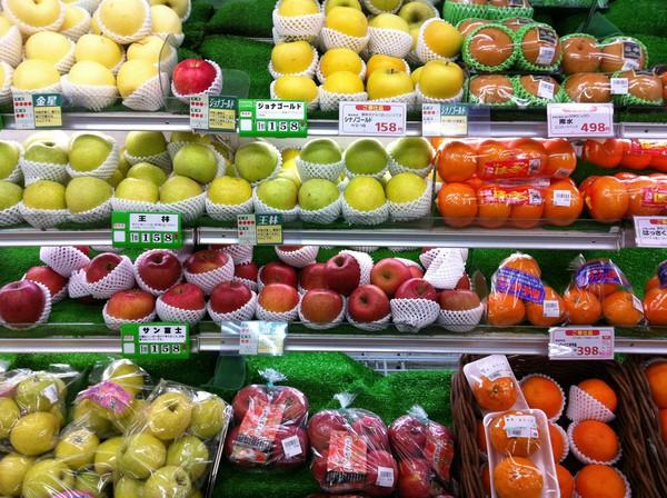 aprender a elegir la fruta