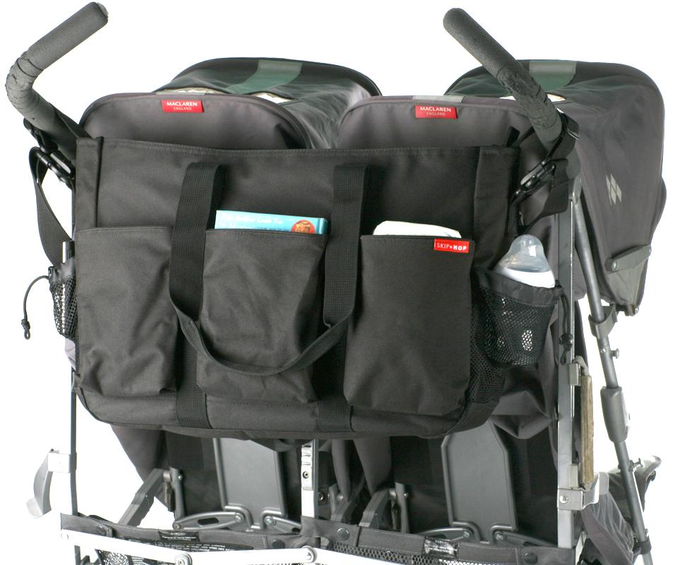 Bolso-cambiador-para-gemelos-Skip-Hop-Duo-Double-negro