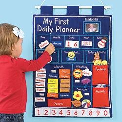 plan diario para un niño