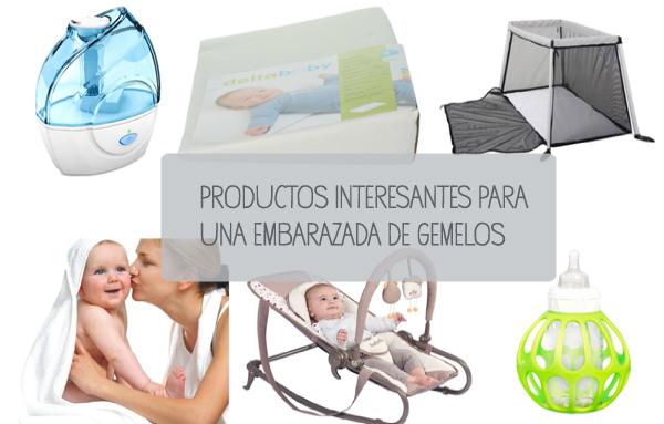 Productos interesantes para embarazadas de gemelos o mellizos